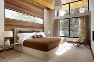 dormitorios principales minimalistas