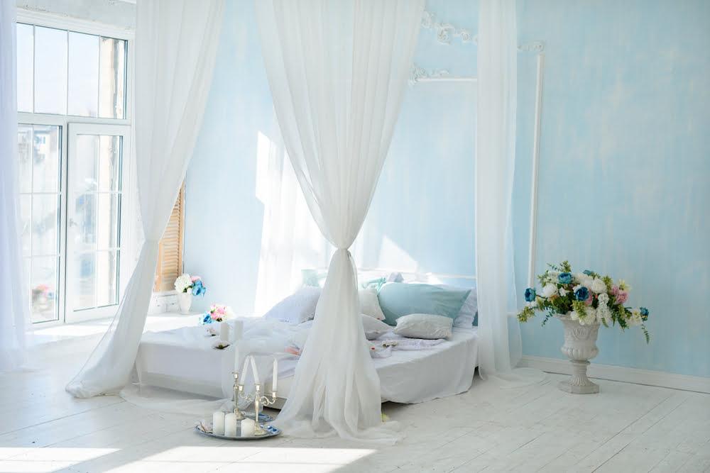 dormitorios romanticos matrimonio