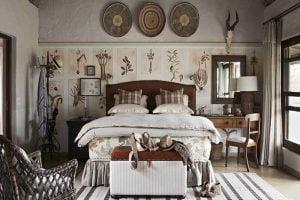 ideas dormitorio etnico