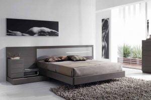 ideas para decorar dormitorios estilo minimalista