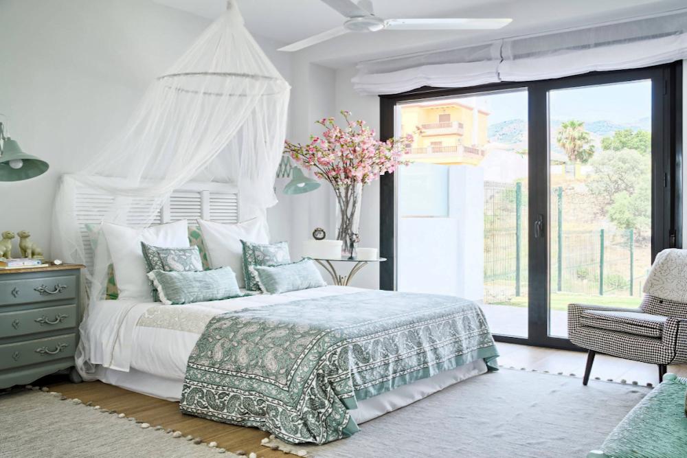 imagenes de dormitorios romanticos