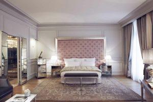 paredes dormitorios romanticos