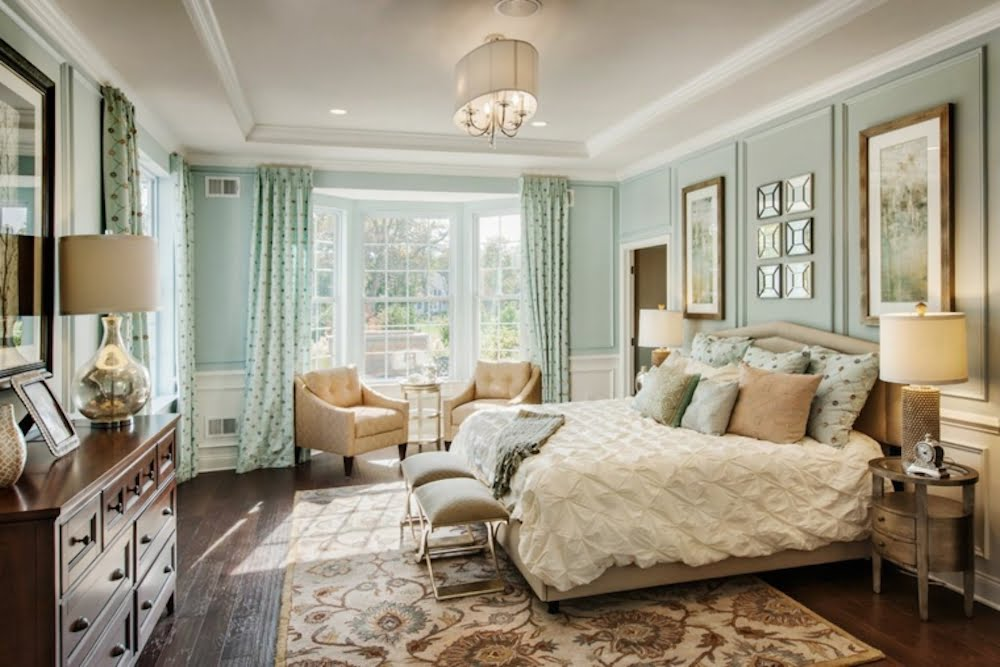 ver dormitorios de matrimonio clasicos