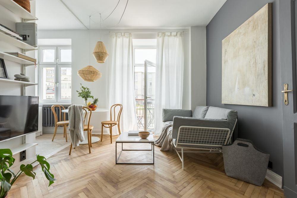 ▷ Mini guía sobre decoración de salones grandes y pequeños