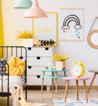 Ideas habitaciones niños