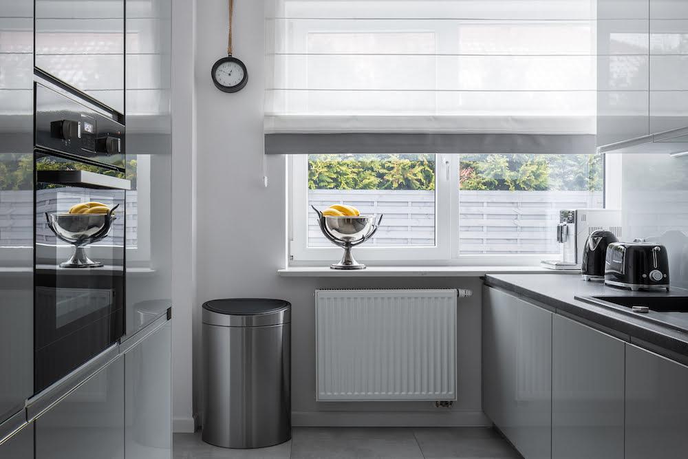Ideas para decorar una cocina estrecha