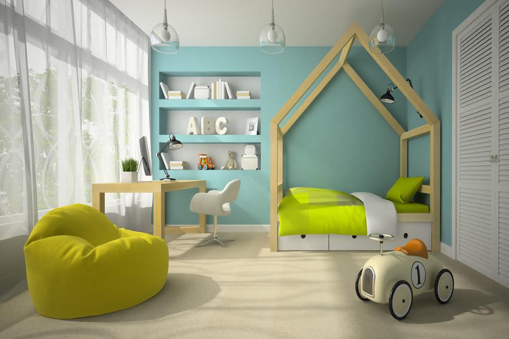 Ideas para decorar una habitación para niños